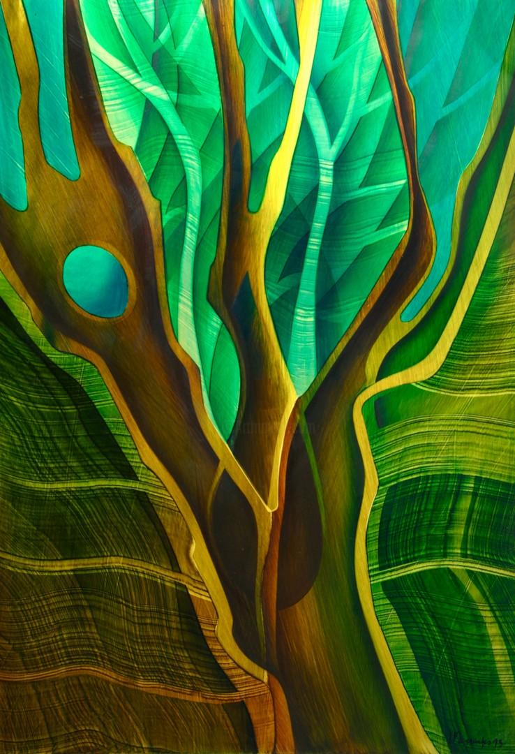 Guy Dessauges - L'esprit de la forêt