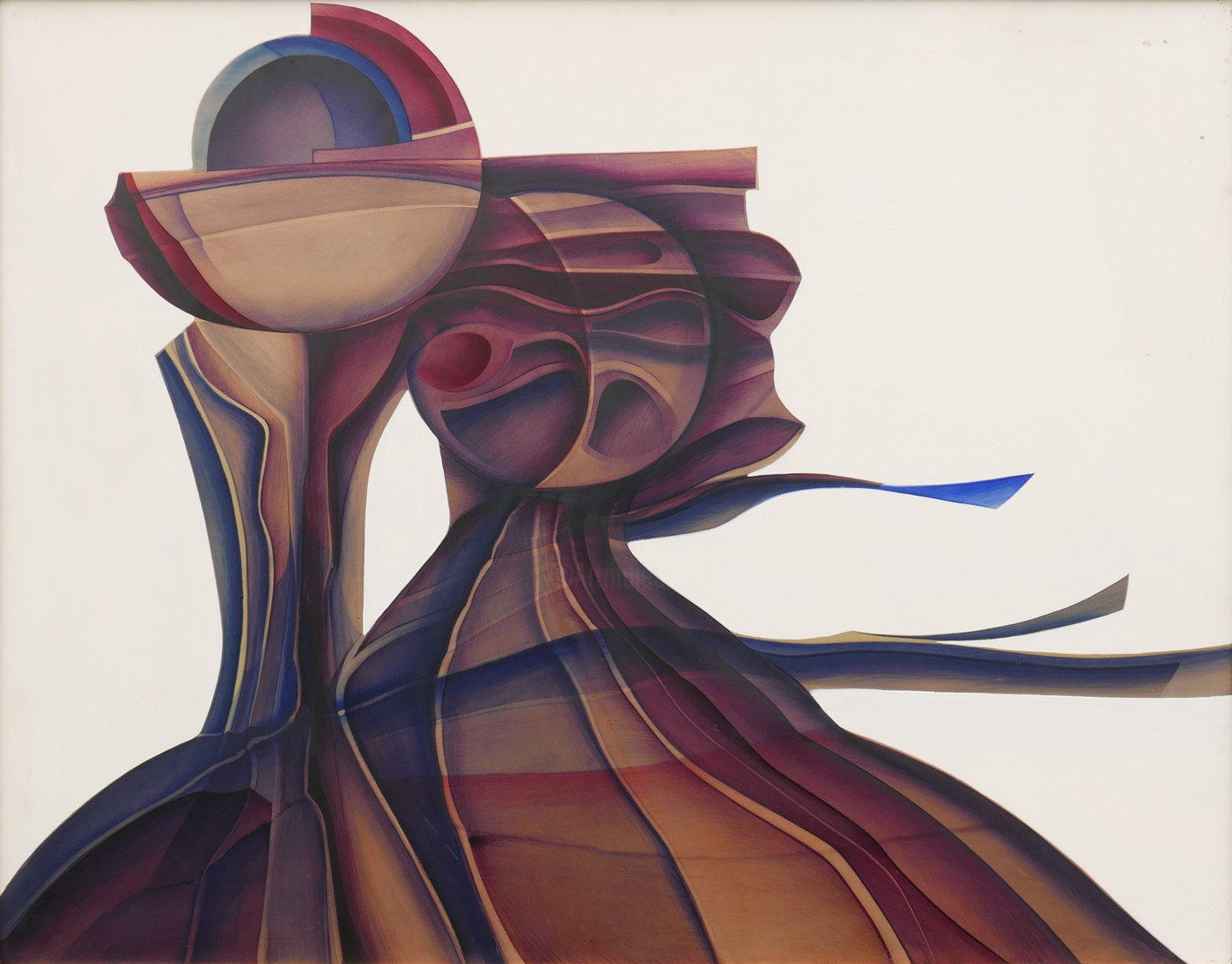 Guy Dessauges - 181-17 le vent